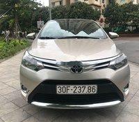 Cần bán Toyota Vios năm sản xuất 2018, 425 triệu