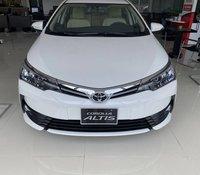 Bán Toyota Corolla Altis 1.8G sản xuất 2020, màu trắng, giá 791tr