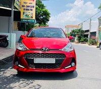 Bán Hyundai Grand i10 sản xuất 2018, màu đỏ, nhập khẩu