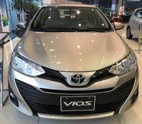Bán Toyota Vios 1.5 E MT năm 2020, màu vàng, 470tr
