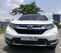 Bán xe Honda CR V đời 2019, màu trắng nhập khẩu giá chỉ 1 tỷ 50 triệu đồng