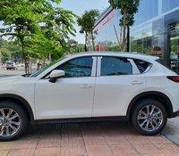Cần bán xe Mazda CX 5 Signature Premium 2.5L sản xuất năm 2020, màu trắng