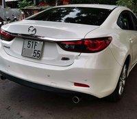Cần bán Mazda 6 2.0 sản xuất 2015, màu trắng còn mới