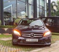 Bán Mercedes C200 2019, màu đen