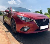 Cần bán lại xe Mazda 3 đời 2016, màu đỏ, giá 535tr