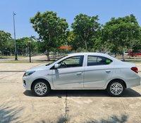 Bán Mitsubishi Attrage đời 2020, màu trắng, số sàn, giao xe nhanh