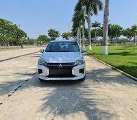 Cần bán xe Mitsubishi Attrage AT sản xuất 2020, màu trắng, nhập khẩu, giao nhanh