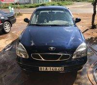 Cần bán lại xe Daewoo Nubira 2002, màu xanh