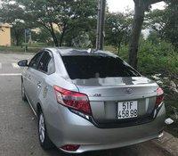 Chính chủ bán Toyota Vios sản xuất 2017, màu bạc