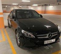 Bán xe Mercedes C200 đời 2018, màu đen, xe nhập