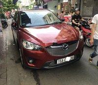 Cần bán gấp Mazda CX 5 năm sản xuất 2013, màu đỏ đã đi 100.000km