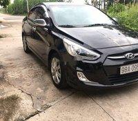 Bán xe Hyundai Accent năm 2016, màu đen, xe nhập số tự động