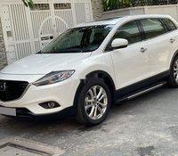 Bán Mazda CX 9 2014, màu trắng, nhập khẩu, full options