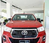 Xe bán tải Toyota Hilux 2020 - Màu đỏ giao ngay - Liên hệ ngay để nhận thêm ưu đãi
