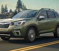 Subaru Forester nhập khẩu nguyên chiếc, đủ màu - giao ngay, giá tốt nhất miền Nam, hỗ trợ trả góp lãi ưu đãi
