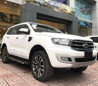 Khuyến mãi giảm giá sâu với chiếc Ford Everest Titanium đời 2020, nhập khẩu