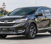 Bán nhanh với giá thấp chiếc Honda CRV 1.5E, đời 2020, hỗ trợ mua xe trả góp lãi suất thấp