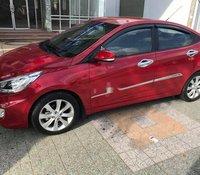 Bán Hyundai Accent sản xuất 2014, màu đỏ, nhập khẩu nguyên chiếc