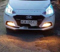 Cần bán lại xe Hyundai Grand i10 sản xuất 2017, màu trắng