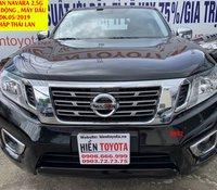 Bán Nissan Navara đời 2019, màu đen, xe nhập