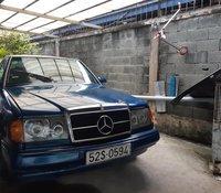 Bán ô tô Mercedes E230 đời 1993, màu xanh lam, nhập khẩu