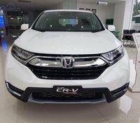 Cần bán Honda CR V 1.5Turbo năm 2020, màu trắng, đặt hàng ngay
