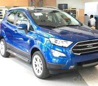 Bán xe Ford EcoSport 1.0L Titanium 2020, màu xanh lam, xe nhập