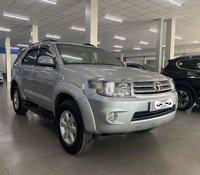 Bán Toyota Fortuner sản xuất năm 2010, xe gia đình, giá tốt