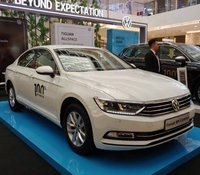 Bán Volkswagen Passat năm 2020, màu trắng, nhập khẩu