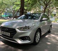 Cần bán Hyundai Accent 2019, màu bạc như mới, giá 455tr