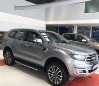 Cần bán Ford Everest năm 2020, màu xám, xe nhập