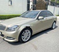 Bán Mercedes năm 2013, màu vàng, 620 triệu