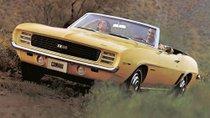 Lịch sử 50 năm của Chevrolet Camaro
