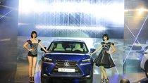 Chiêm ngưỡng dàn người mẫu ma mị trong buổi ra mắt Lexus NX 200t