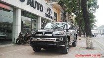 Bán Toyota 4 Runner Limted mới 100%, sản xuất 2019 nhập Mỹ