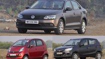 Tháng 5/2015, Maruti, Tata và VW tăng trưởng ấn tượng