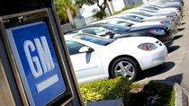 Doanh số của General Motors sụt giảm tại thị trường Trung Quốc