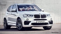 BMW X3 mới sẽ trình làng phiên bản M với động cơ M3