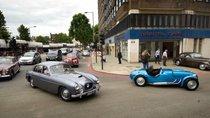 Triển lãm ô tô quốc tế Anh quốc sẽ được tái tổ chức từ năm 2016