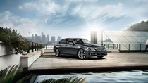 BMW ra mắt 5-Series Grace Line bản đặc biệt