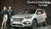 Trình làng phiên bản nâng cấp của Hyundai SantaFe