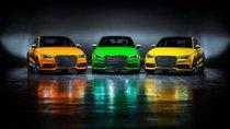 """Audi S3 Exclusive Edition """"hàng hiếm"""" trình làng với 5 lựa chọn màu sắc"""