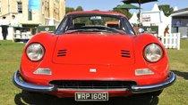 Ferrari Dino sẵn sàng cho ngày tái xuất