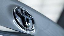 Toyota đẩy mạnh xuất khẩu từ Nhật nhằm đạt được chỉ tiêu doanh số