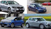 Năm tháng đầu năm 2015: Thời gian của các thương hiệu xe châu Âu