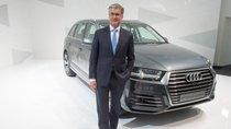 Audi sẽ không sản xuất xe minivan