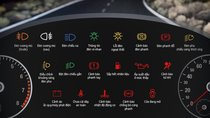 Những biểu tượng báo lỗi trên xe ô tô tài xế cần nhớ