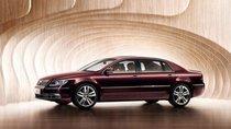 Volkswagen Phaeton 2015 mới ra mắt thị trường Trung Quốc