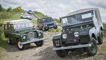 Trải nghiệm lịch sử gần 7 thập kỷ của Land Rover với dự án 'Heritage Driving Experience'