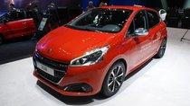 Peugeot 208 2015 sẽ được bán ra thị trường trong tháng 6